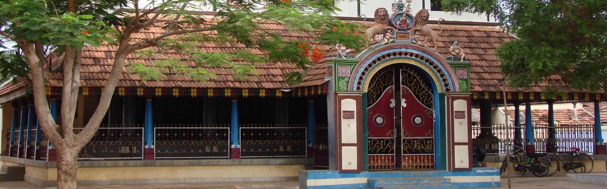 Karaikudi Tourism, Places to Visit in Karaikudi - Travel Agents India