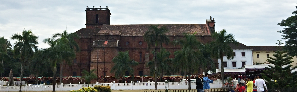 Old Goa & beyond