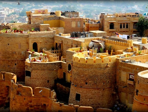Jaisalmer Fort Walk