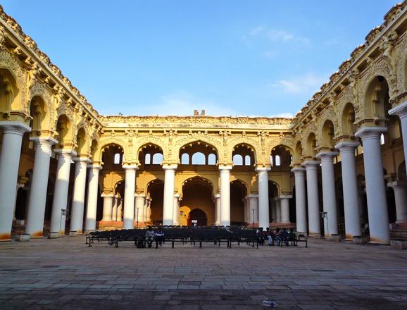 Thirumalai Nayakar Palace & Gandhi Museum