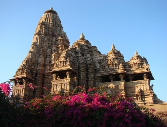 Khajuraho Temple Trail