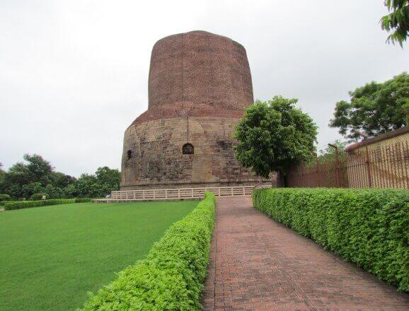 Sarnath ruins & museum