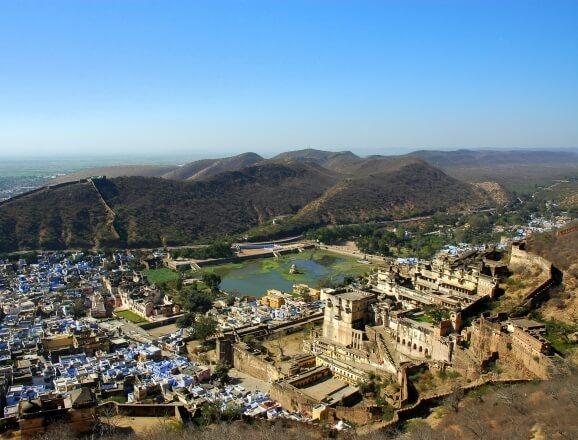 Taragarh Fort & Bundi Palace