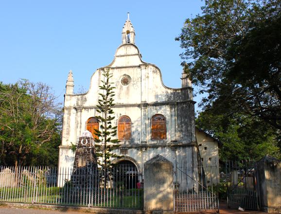 Walk through Cochin town