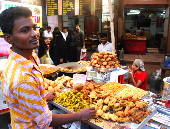 Hyderabad Cuisine Walk