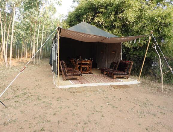 Kaafila Camps