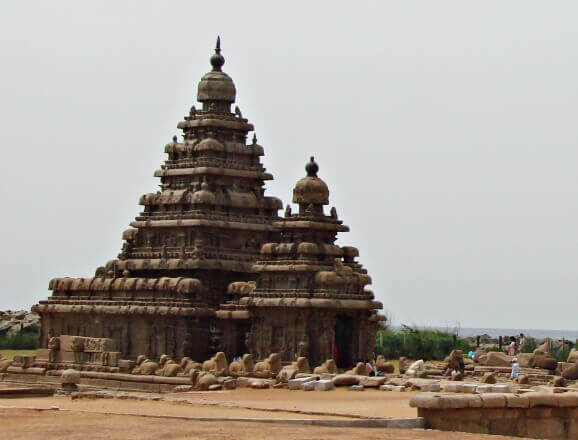 Mahabalipuram Rock Cut Caves & Temples