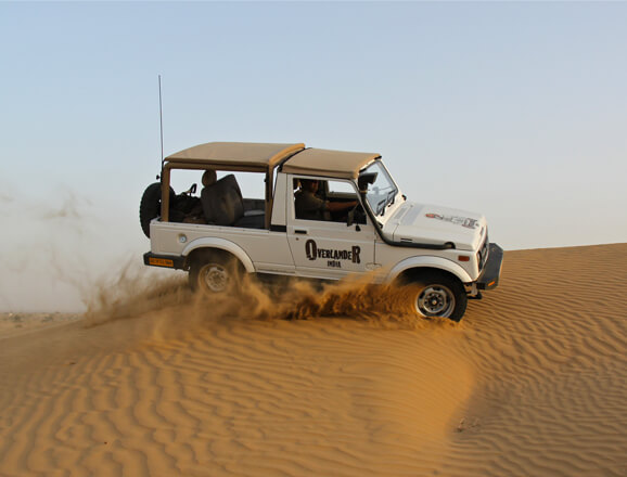 Offroading expeditions