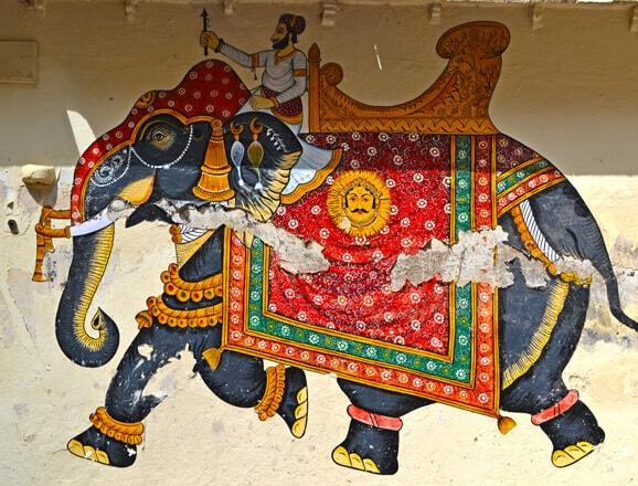 Painting Workshop: jal sanjhi & miniature art