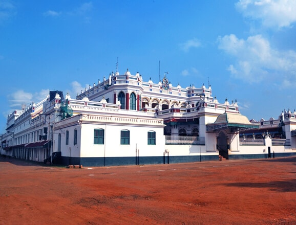 Chettinad Palace