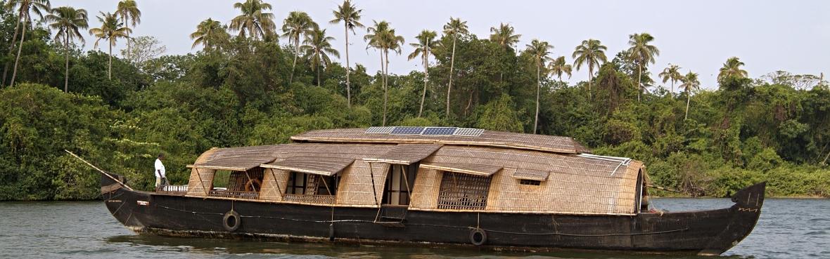 Lake Vembanad Houseboat