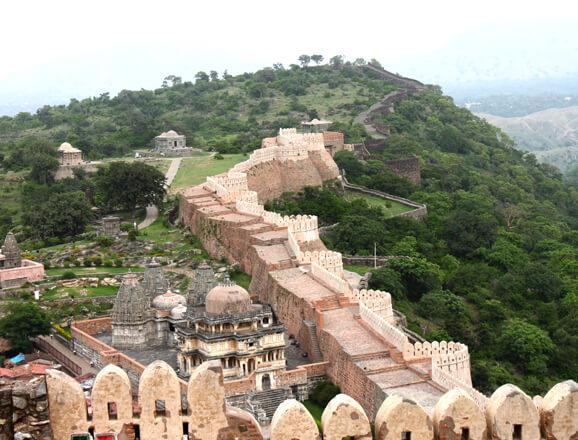 Kumbhalgarh Hike