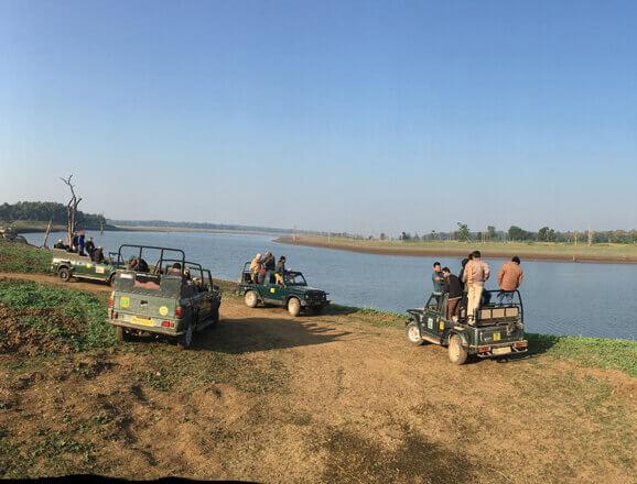 Pench Jeep Safari