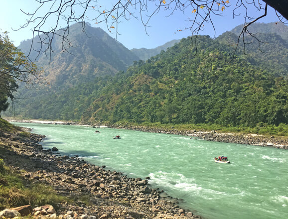 Rishikesh Adventures
