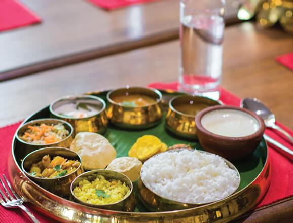 Tamil Vegetarian Cuisine