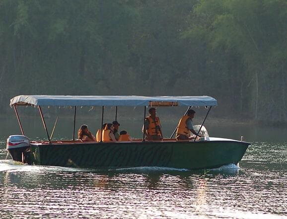 Nagarhole Boat Safari