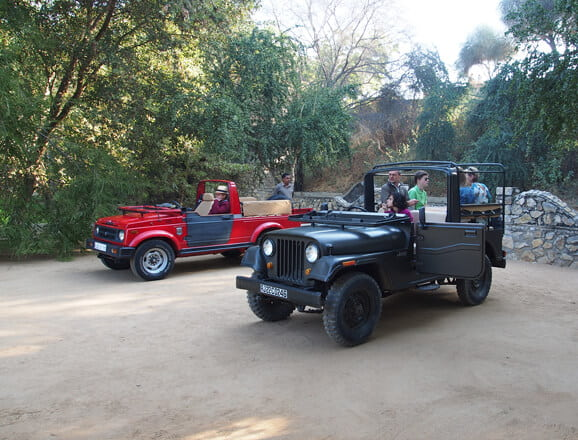 Village Walks & Jeep Safaris
