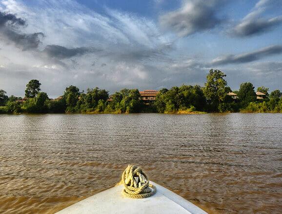 Denwa Backwater Escape