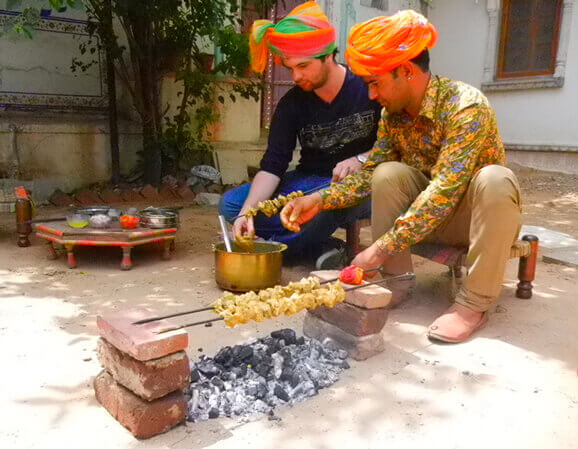 Homecooking at Dera Mandawa