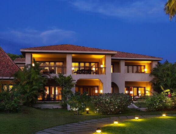 The Leela Kempinski, Goa