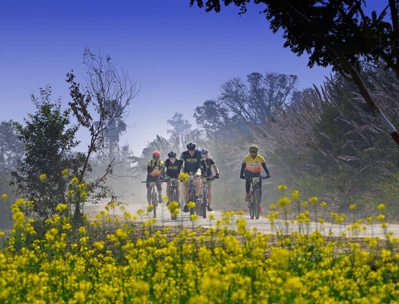 Agra – Lucknow Cycling Trail