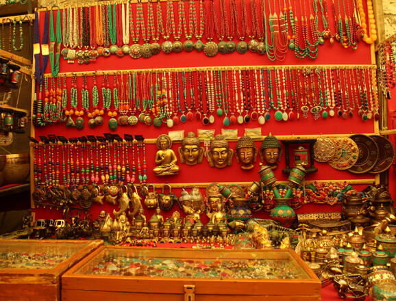 Leh Market & Central Asian Museum