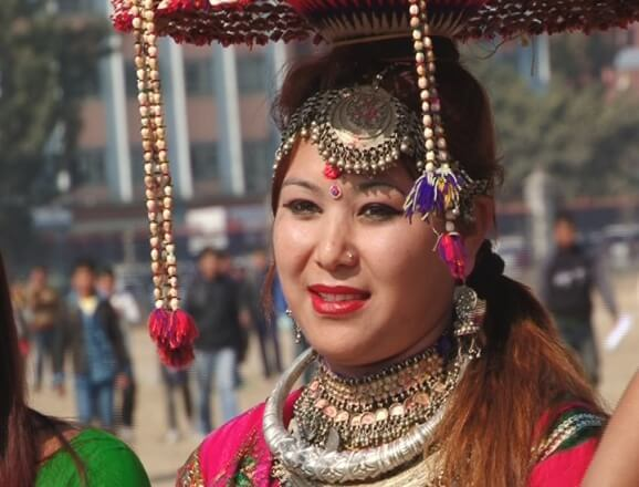 Interact with the Tharu tribe