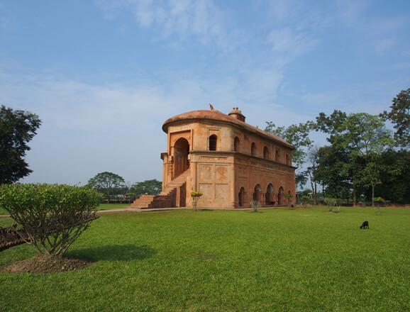 Excursion to Sivasagar
