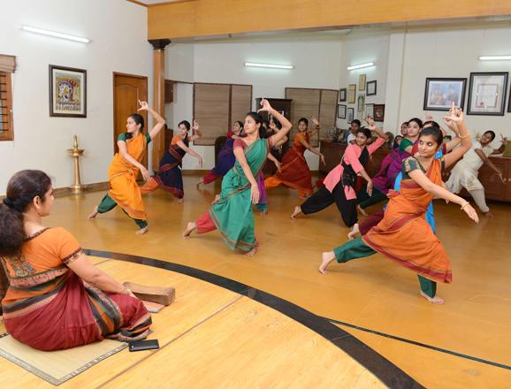 Kalakshetra Dance Centre