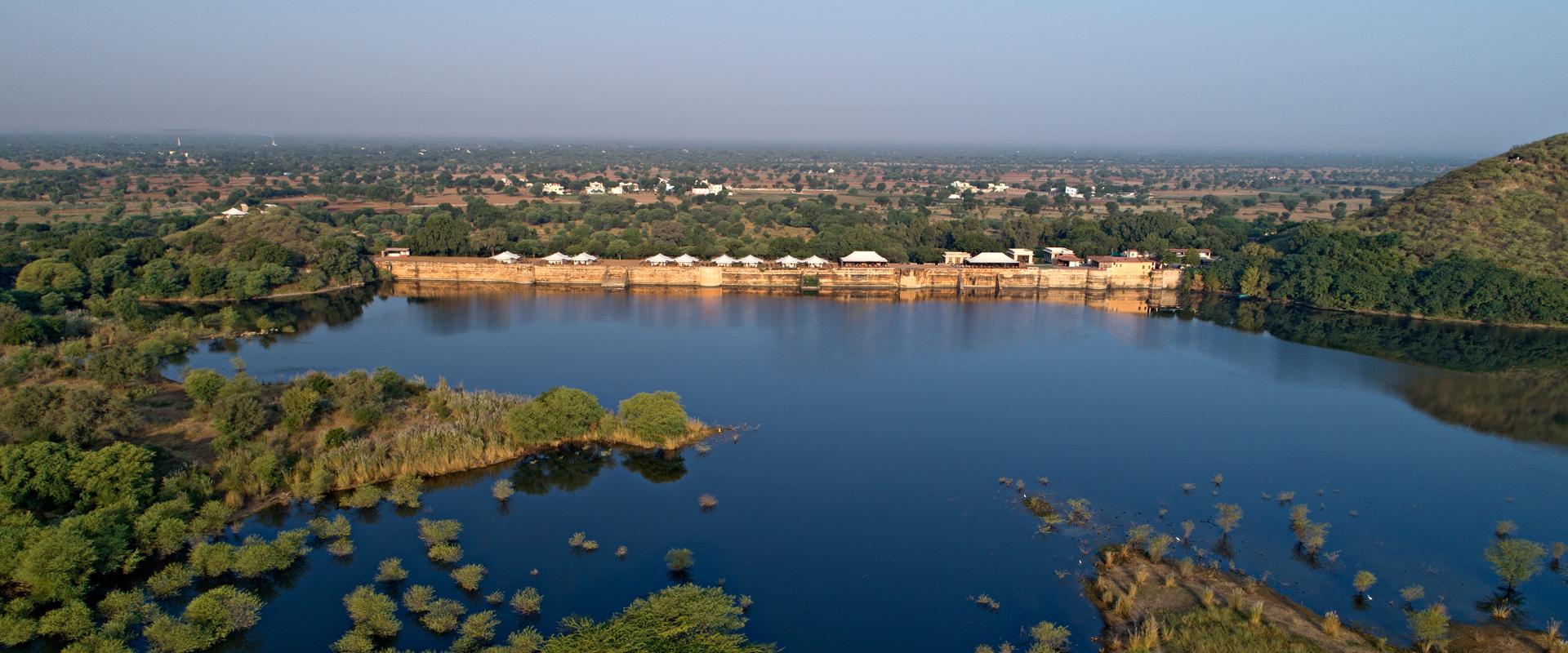 Chhatra Sagar Camp