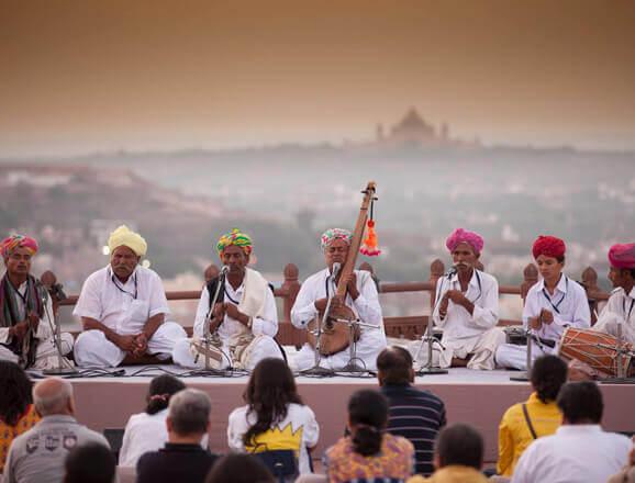 Rajasthan International Folk Festival (RIFF)